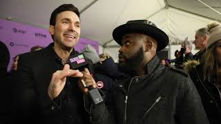 Omniboat at Sundance 2020 Jason David Frank the Green Rangers Stars