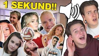 GÆT en Youtuber på 1 SEKUND!! - (SVÆRT)