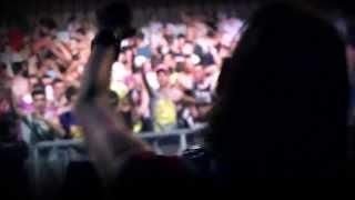74:: ANUSCHKA: Summer Festival 2014 :: Estadio Olímpico Sevilla 12.07.14