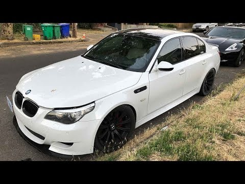 Did Chelsea Kill The M5? 6 of 10 Cylinders Misfiring