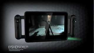 Razer Edge: The World's First Tablet Designed For Pc Gamers