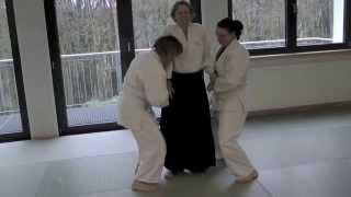 KANGEIKO – Aikido-Wintertraining 2015 im Kloster Damme