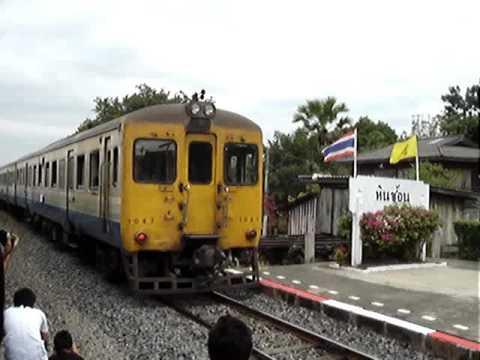 รถไฟสายอีสาน (Northeastern Line)