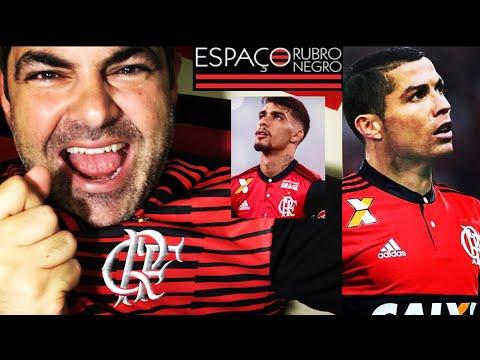 Nova camisa inovadora do Mengão! Tite elogia Paquetá! CR7 fala do Mengão! #TreinoAbertonaGavea!