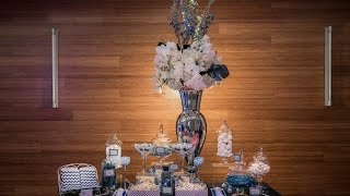 "Dc Wedding Planner, Tara Melvin  |  You're Cordially Invited Presents ""glam Candy Buffets"""