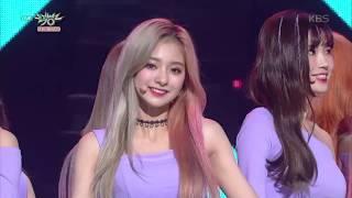 뮤직뱅크 Music Bank - LOVE BOMB  - 프로미스나인(fromis_9).20181109