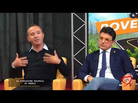 DIRITTO & ROVESCIO 2017-18 LA SITUAZIONE POLITICA DI ANDRIA