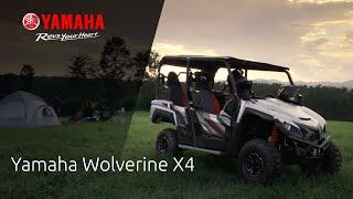 Yamaha Wolverine X4 thumbnail
