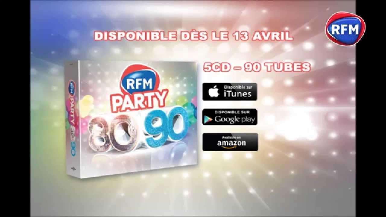 80 90 TÉLÉCHARGER RFM PARTY