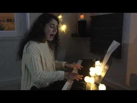 Mariana Quiaios Piano Prof João Vila Go Solo Tom Rosenthal Dez 2018