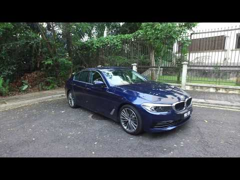 2018 BMW 530e Plug In Hybrid Full In Depth Review | EvoMalay