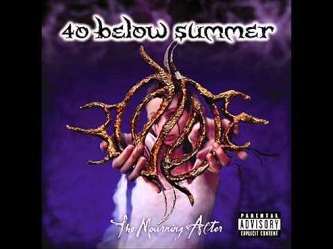 40 Below Summer  Self Medicate