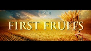 First Fruit pt 3 with #OmariousTheProphet