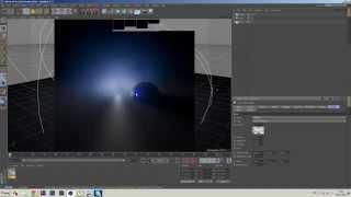 Урок : Работа с освещением и настройка света ( Cinema4D )