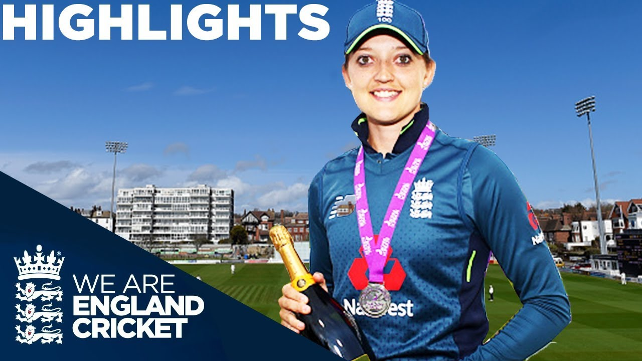 Sarah Taylor Hits Century In Big Score | England Women v South Africa 2nd ODI 2018 - Highlights