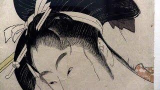 太田記念美術館 線と色の超絶技巧