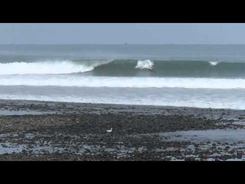 Pavones, Costa Rica. Historic swell, May 2015