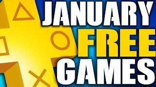 Ps Plus January 2019 Ps4 Ps3 Vita Free Games