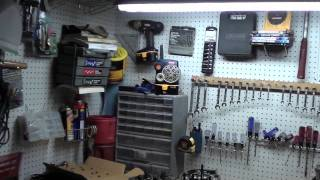 Man Cave - Shed That I Built With My Bare Hands