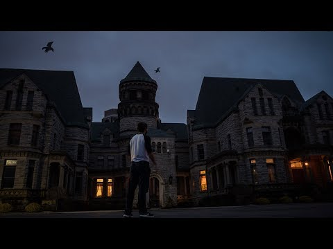 Spending The Night In A HAUNTED PRISON : MANSFIELD REFORMATORY!