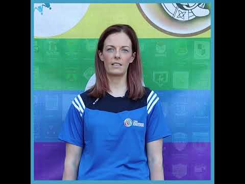 Aideen Howlin speaks about the power of inclusion in sport.