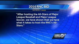 RNC chair praises KC as possible 2016 convention host city