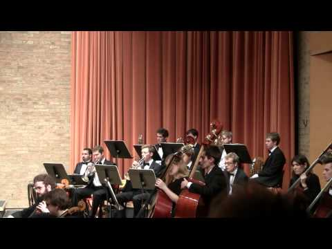 Mahler 1 - Cambridge University Musical Society Symphony Orchestra