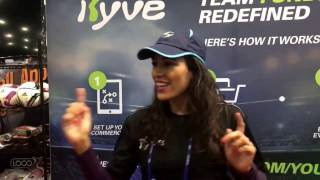 Ryve Sports Raflle at the NSCAA Convention 2017