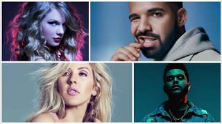 2017 Drake,Taylor Swift,The Weeknd,Ellie Goulding,Justin Bieber type Beat FREE!! (Prod By Chile AZM)