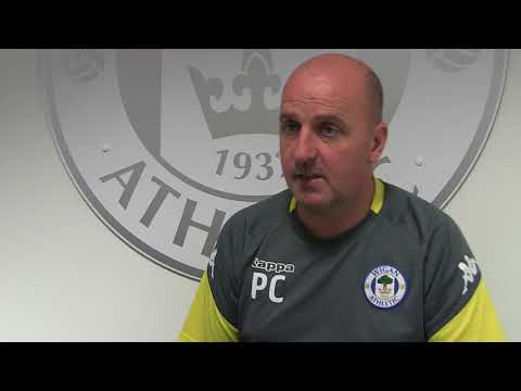 SOUTHEND PREVIEW: Paul Cook on Shrimpers test
