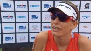 Pro Women's Finish - raw vision // 2014 IRONMAN Asia Pacific Championships Melbourne