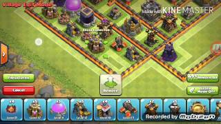 Clash of Clans TH10 Throphy/War Base 275 Walls (NEW)UPDATE