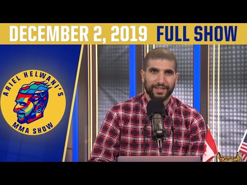 Israel Adesanya, Tony Ferguson | Ariel Helwani's MMA Show (December 2, 2019) | ESPN MMA