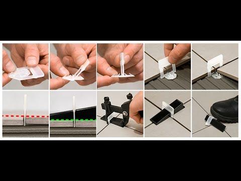 Системы выравнивания плитки. DLS vs 3D крестики. - YouTube