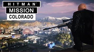 Hitman Episode 5 - Colorado Mission - MILITIA MUST DIE  - Hitman USA Gameplay
