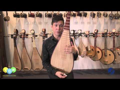 Eason Music - Pipa