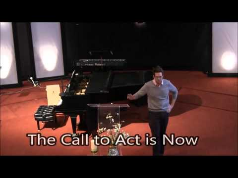 Cornerstone Church Message: The Call to Act is Now