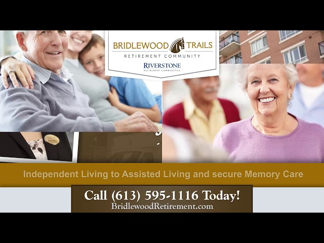 Creative Display - Riverstone Retirement Bridlewood