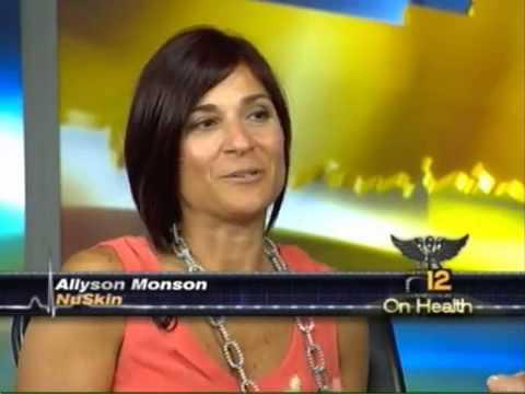 BioPhotonic Scanner on News 12 Connecticut On Health