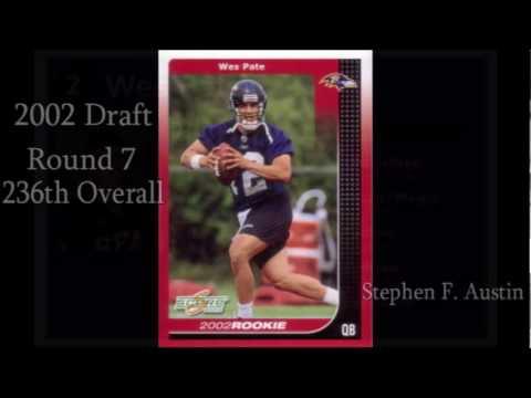 Ravens QB Draft History