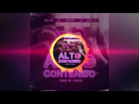 Alto Contenido - instrumental by CH On the Beat