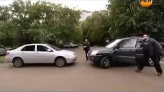 Автомобильные разборки. Юрий Кормушин