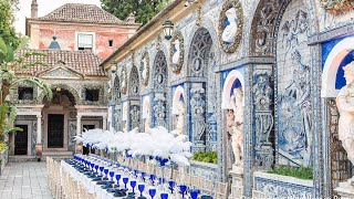 Marques Fronteira Palace - Destination Wedding in Portugal - Slideshow by Lisbon Wedding Planner