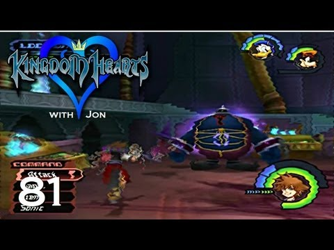 Let's Play Kingdom Hearts, pt. 81 : Hatred. (HD)