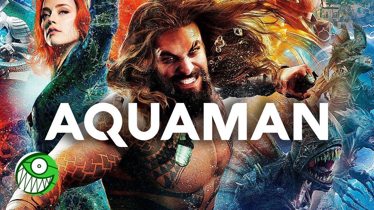 La Historia Secreta Detrás De Aquaman Youtube