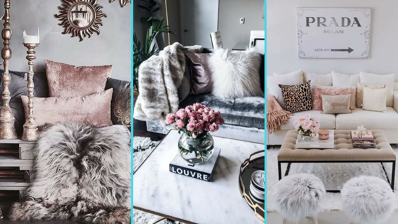 Lovely DIY Shabby Chic Style Fur Decor Ideas ❤| Home Decor U0026 Interior Design|  Flamingo Mango