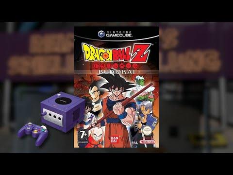 Gameplay : Dragonball Z Budokai [GameCube]