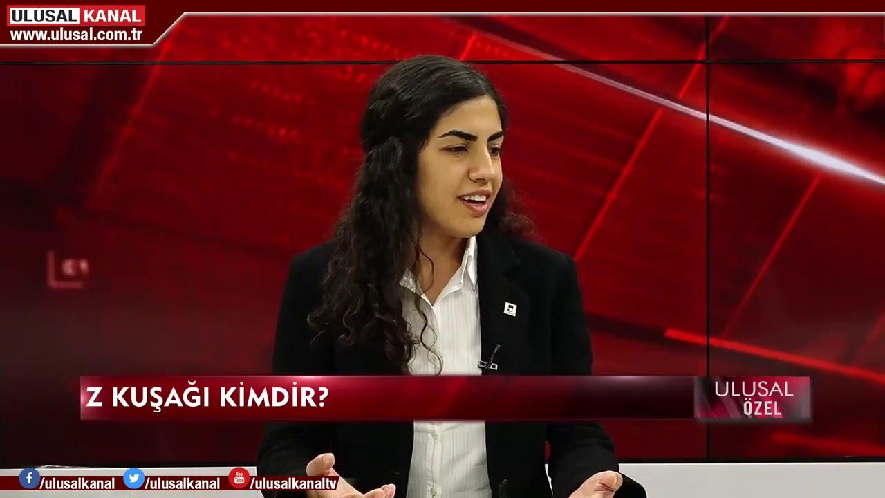 Z Kuşağı Diye Bir Olgu Yok | Dilek Çınar, Işıkgün Akfırat - Ulusal Kanal - 19 Temmuz 2020