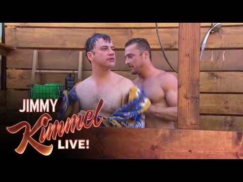 Jimmy Kimmel & Chris Soules – Outtake from The Bachelor