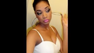 "MAKEUP TUTORIAL | CASSIE - Nicki Minaj ft. Cassie ""The Boys"""